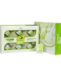 Green bird đường kiên củ cải - set 6