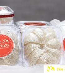 Yến Nhà Vietflora rút lông cao cấp - 100g